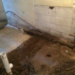 New forte Waterproofing inside drainage 10