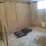 New forte Waterproofing inside drainage 14