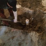New forte Waterproofing inside drainage 19