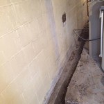 New forte Waterproofing inside drainage 20