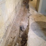 New forte Waterproofing inside drainage 22
