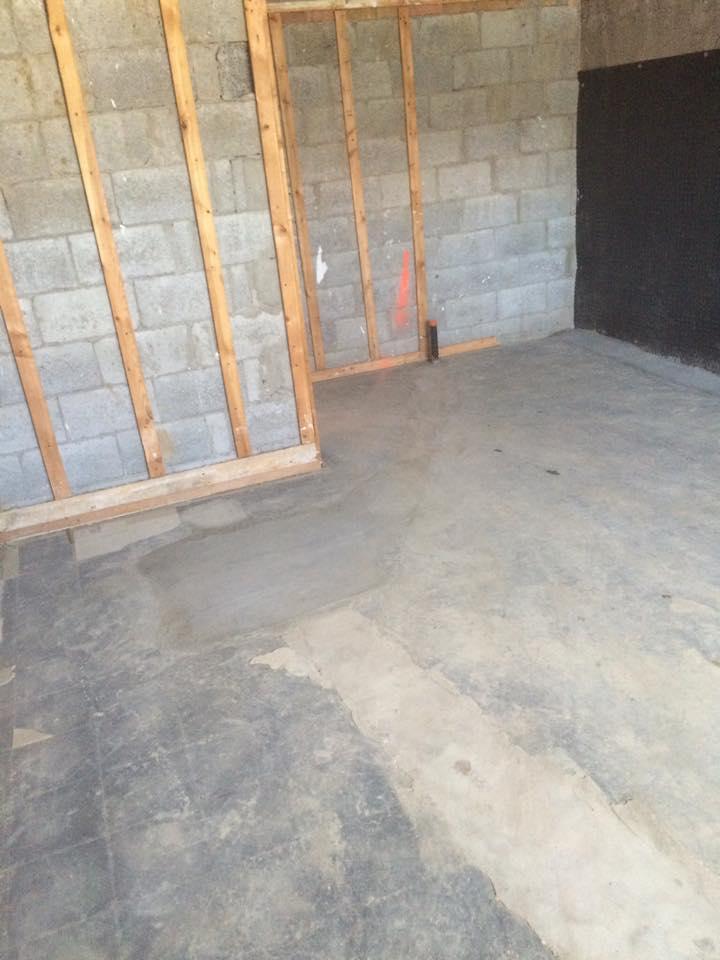 New forte Waterproofing inside drainage 39