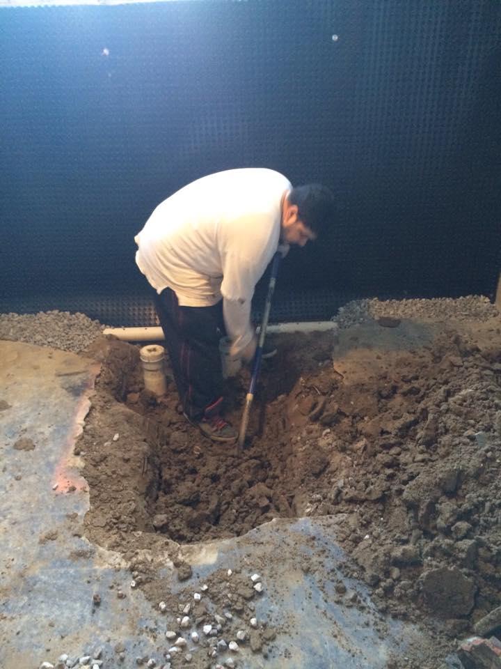 New forte Waterproofing inside drainage 4