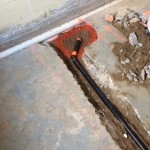 New forte Waterproofing inside drainage 7